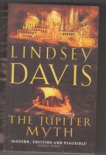 LINDSEY DAVIS - the jupiter myth