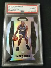 Harry Giles 2017-18 Panini Prizm Silver RC Rookie PSA 10 Gem Mint Refractor King