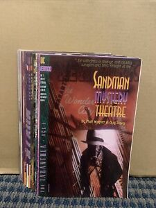 SANDMAN MYSTERY THEATRE Comics (Lot of 22) Modern, Vertigo, Between #1-27 (C920)