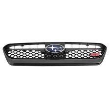 OEM 2015-2017 Subaru WRX STi Front Grille w/ Emblem Nameplate NEW 91121VA060
