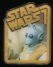 Star Wars Mystery Photo Frame Greedo Disney Pin 112704