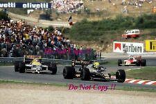 Ayrton Senna JPS Lotus 98T Portugal Grand Prix 1986 Photograph