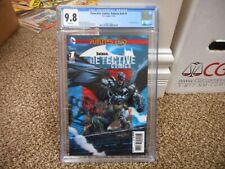 Detective Comics Futures End 1 cgc 9.8 3-D Lenticular cover MINT Batman Riddler