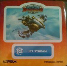 Jet Stream Skylanders Superchargers Sticker Only!