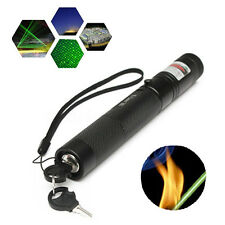 G303 Green Power Green Laser Pointer Star Cap Gazing Pen 2 in 1 Beam Light Lazer
