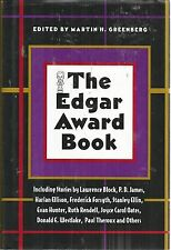 The Edgar Award Book Martin H Greenberg hardcover new