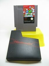 BUBBLE BOBBLE/jeux NINTENDO NES ,TBE,pal,dust cover -