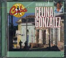 CELINA GONZALEZ  The queen of cuban folk(CD Sigillato)