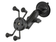 RAM Suction Cup X-Grip Mount for HTC One X, Others