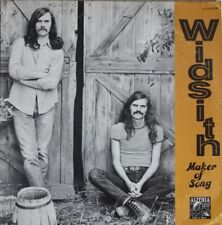 WIDSITH Maker Of Song ALITHIA Bob Teer and Ed McCafferty SEALED VINYL LP