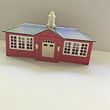 Loose Grey & Red Plasticville House No Base