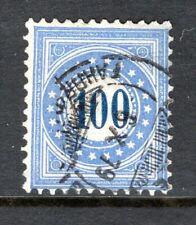 Switzerland - 1878 Postage Due -  Mi. 8 I N VFU (V)