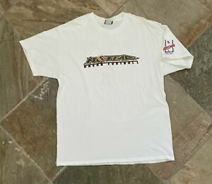 Vintage San Jose Sabercats No Fear Arena Football Tshirt, Size XL