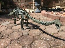 Rare Tedco Dino Horizons Dinosaur Model Snap Together Diplodocus Used Plastic