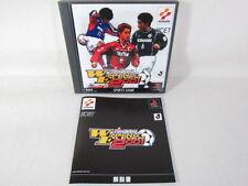 WINNING ELEVEN 2001 J LEAGUE JIKKYO PES PlayStation PS Import Japan Game p1