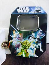 TOPPS ⭐️ STAR WARS Force Attax Tin Box Serie 2 mit 6 Sammelkarten Trading Cards