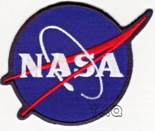 NASA Iron On Patch / Sew On Badge for Astronaut Space Fancy Costume Jacket 207