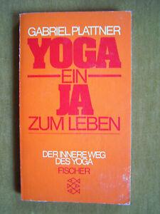 """""""Yoga - Ein Ja zum Leben"""" von Gabriel Plattner"""