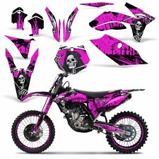 Dirt Bike Graphic Kit Decal + #Plates For KTM SXF,XC,EXC,XCF-W,XC-W 11-13 REAP P