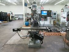 Sharp Lmv 50 Cnc Vertical Toolroom Mill Variable Speed With Acu Rite Millpwr Mp