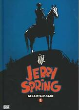Jerry Spring salida total 1, Ehapa