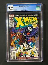 X-Men Adventures #v2 #1 CGC 9.2 (1994) - Mr Sinister cover