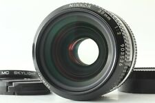 *EX+5* NIKON Nikkor Ai AI 35mm F/2 Wide Angle MF Lens From JAPAN #FedEx#