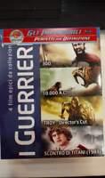 I Guerrieri - 4 film epici da collezione (4 Bluray) Nuovo