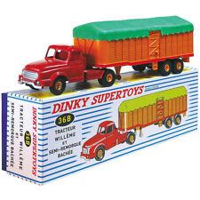 1:43 ATLAS Dinky toys SUPERTOYS 36B 36 B TRACTEUR WILLEME Diecast car model new