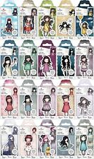 Santoro Gorjuss Mini Collectable Stamps 41-60 with Storage Pockets Pages NEW