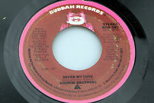 Addrisi Brothers: Never My Love / Love is a Two-Way Street  [Unplayed Copy]