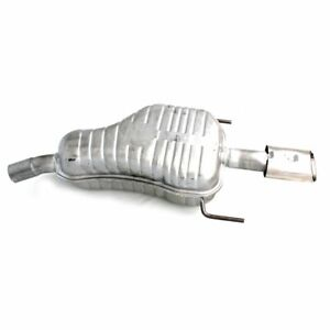 IMASAF Schalldämpfer Endschalldämpfer für OPEL ASTRA H / GTC 2.0 Turbo 1.9 CDTI