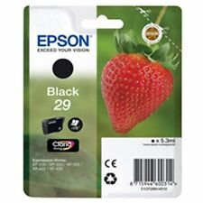 Epson 29 Black Ink Cartridge T2981 for XP235 Inkjet Printer