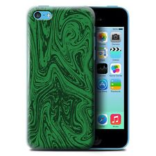 STUFF4 Back Case/Cover/Skin for Apple iPhone 5C/Melted Liquid Metal Effect