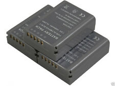 new 3 piece BLN-1 BLN1 Battery for Olympus OMD E-M5 M-5 M5 II E-M1 PEN E-P5 EP5