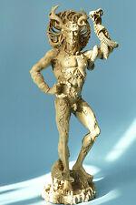gott,Cernunnos,figur,skulptur,26x12cm,polyresin,keltisch,steinoptik,der gehörnte