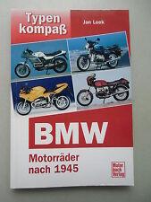 BMW Motorräder nach 1945 Typenkompaß 1. Auflage 1999