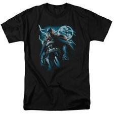 Batman t-shirt retro DC comics fictional superhero Gotham graphic tee BM2122