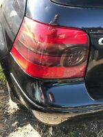 VW GOLF Mk4 1998/04' (Hatchback) GENUINE HELLA N/S REAR LAMP/LIGHT >1J6 945 111T