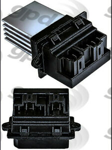HVAC Blower Motor Resistor Global 1712418
