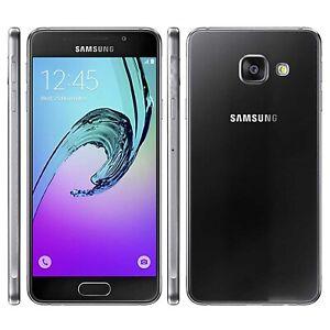 mobile Samsung Galaxy A3 2016 SM-A310F 16GB Single SIM Libre Noir | C