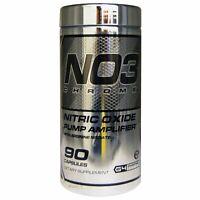Cellucor  NO3 Chrome  Nitric Oxide Pump Amplifier  90 Capsules