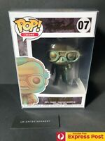 MARVEL STAN LEE PATINA FUNKO POP! HEROES VINYL FIGURE - #07 - NEW / GREAT BOX