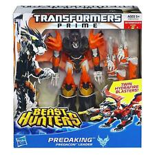 Transformers Prime Beast Hunters Voyager Class Predaking Figure  Hasbro new