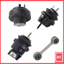 Engine and Trans Mount Set 4PCS for Lincoln Continental 01-02 V8 4.6L w// AT