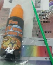 Tack Free Diamond Fine UV Resin,And 1 Free Micro Brush-Fly Tying Trout Buzzers