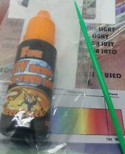 Tack free Diamond fine UV résine, et 1 GRATUIT Micro Brosse-fly tying truite Buzzers
