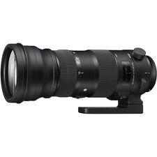 Sigma 150-600mm f/5-6.3 DG OS HSM SPORT Zoom Lens NIKON - 4 YEAR USA WARRANTY