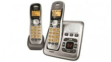 UNIDEN Dect 6.0 Digital Technology Cordless Phone System With Extra Handset & Ch