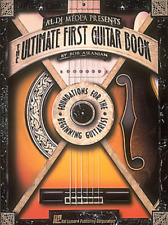 "Al Di Meola Presents ""The Ultimate First Guitar Book"" NEW ON SALE MUSIC BOOK!!"